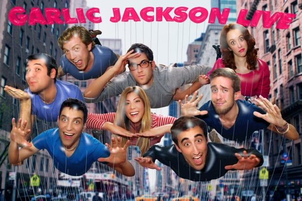 Garlic Jackson Live November